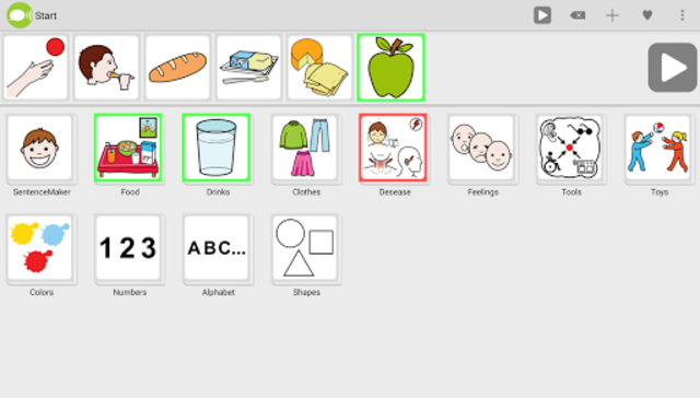 LetMeTalk: Free AAC Talker screenshot 7