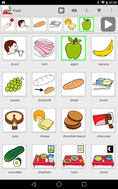 LetMeTalk: Free AAC Talker screenshot 13