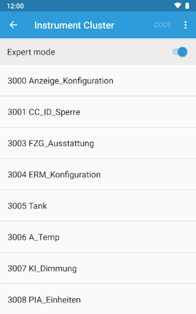 About: BimmerCode for BMW and Mini (Google Play version