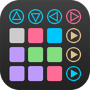 Icon for Launch Buttons Plus - Ableton MIDI Controller