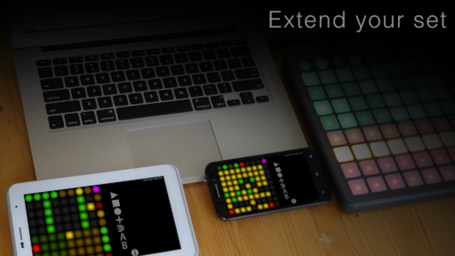 Launch Buttons Plus - Ableton MIDI Controller screenshot 3