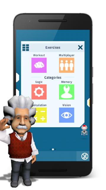 Einstein™ Brain Training screenshot 17