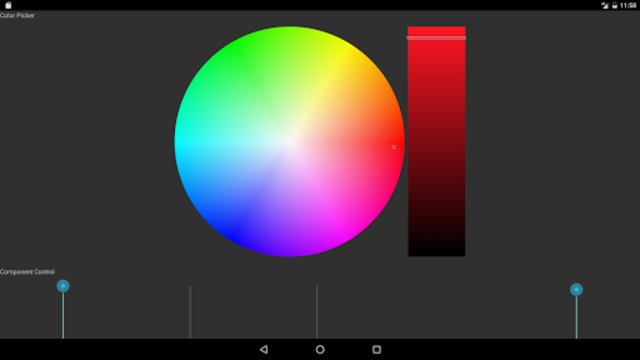 LiDroid for Lightify screenshot 6