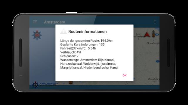 NavShip - Boat Navigation screenshot 8