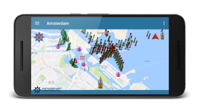 NavShip - Boat Navigation screenshot 9