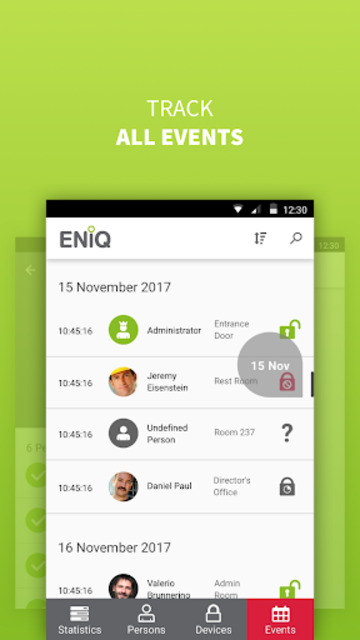 ENiQ App screenshot 4