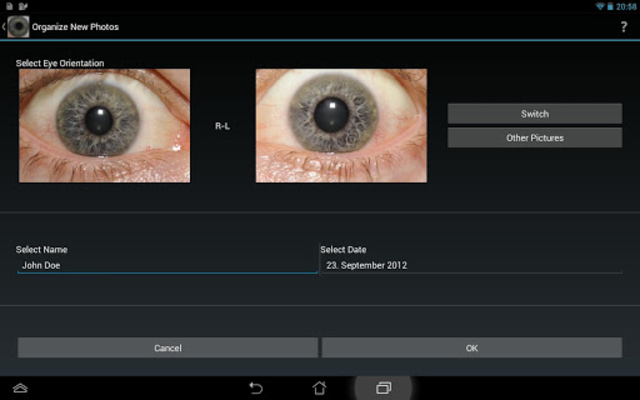 Eye Diagnosis screenshot 5
