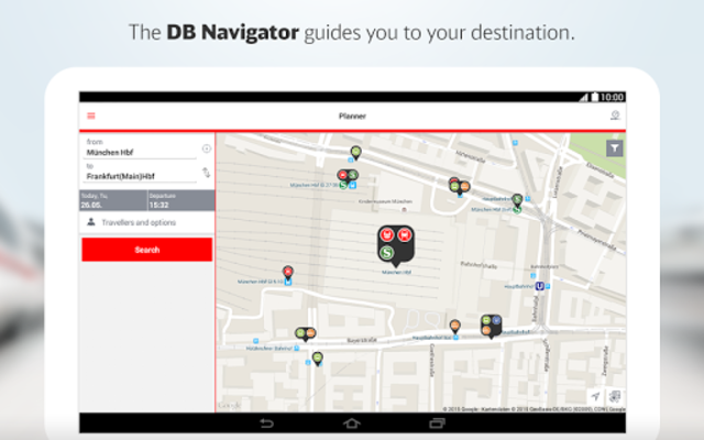 DB Navigator screenshot 8