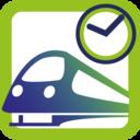 Icon for Rail Planner  Eurail/Interrail