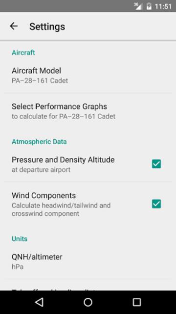 Aircraft Performance screenshot 2