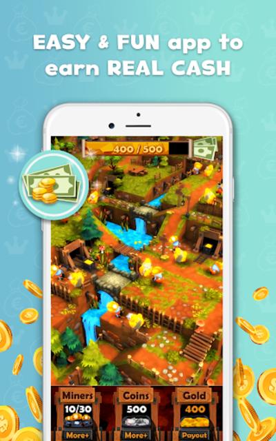 Gold Fever - Make Money screenshot 1