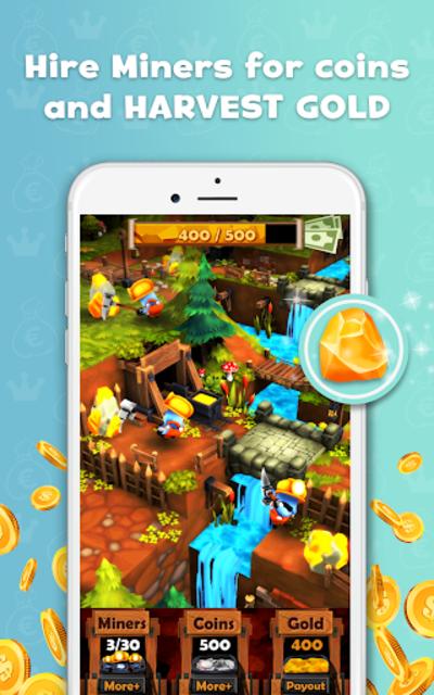 Gold Fever - Make Money screenshot 3