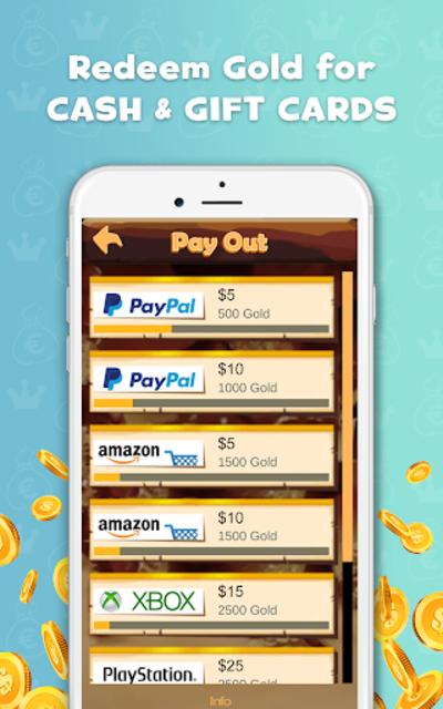Gold Fever - Make Money screenshot 4