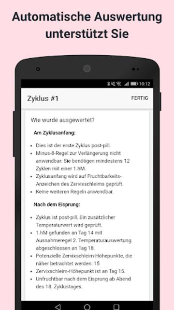 myNFP Mobile screenshot 3