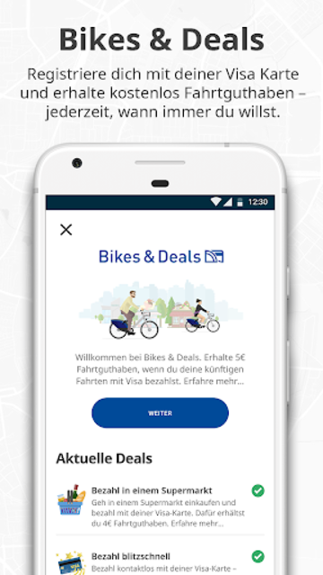 nextbike screenshot 5
