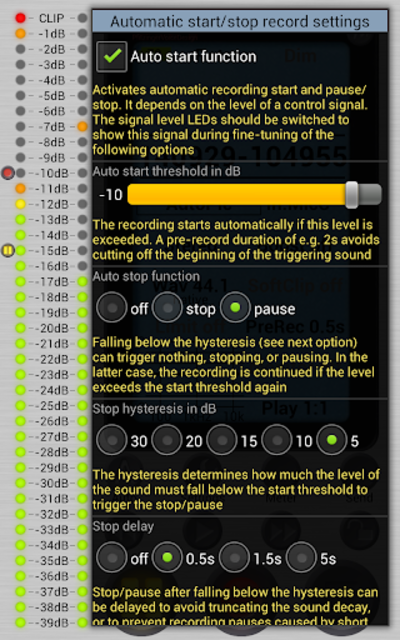 Field Recorder screenshot 5