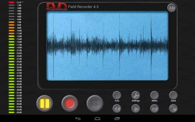 Field Recorder screenshot 14