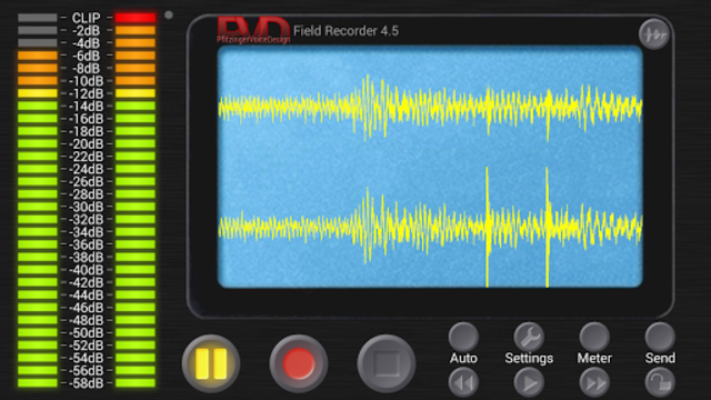 Field Recorder screenshot 3