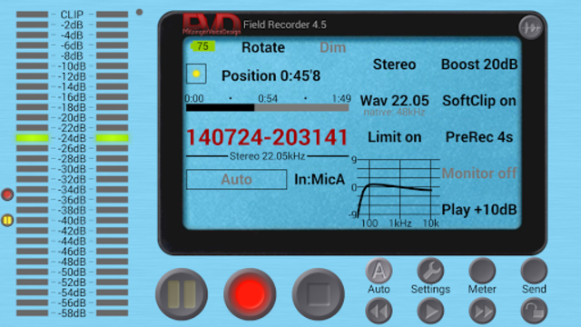 Field Recorder screenshot 4