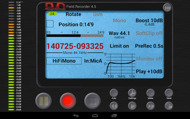 Field Recorder screenshot 9
