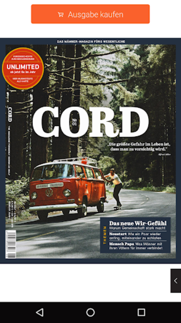 Cord screenshot 3