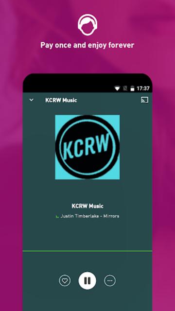 radio.net PRIME screenshot 3