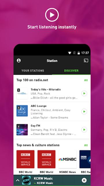 radio.net PRIME screenshot 4