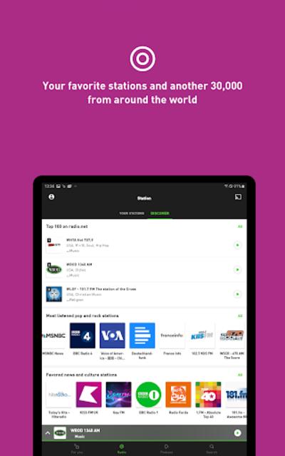 radio.net PRIME screenshot 14