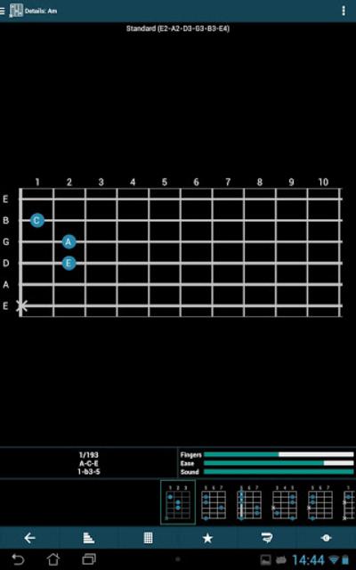 smart Chords & tools (guitar, bass, banjo, uke... screenshot 11