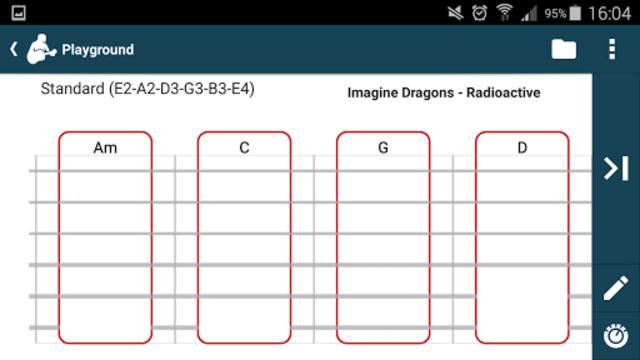 smart Chords & tools (guitar, bass, banjo, uke... screenshot 17