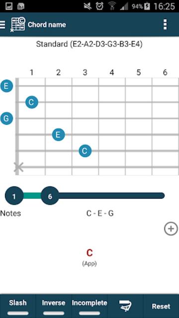 smart Chords & tools (guitar, bass, banjo, uke... screenshot 13