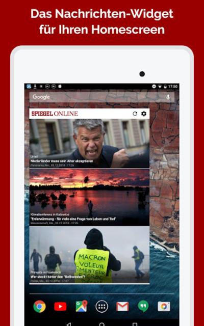 SPIEGEL ONLINE - News screenshot 18