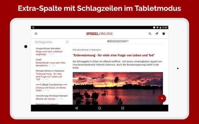 SPIEGEL ONLINE - News screenshot 20