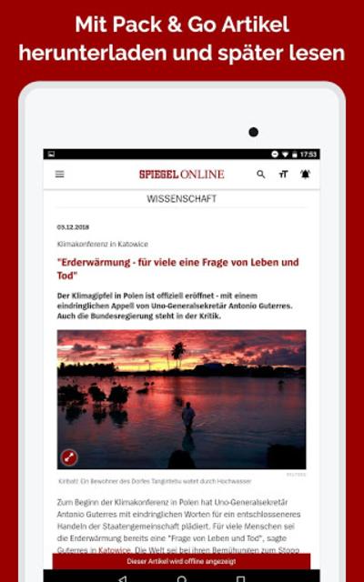 SPIEGEL ONLINE - News screenshot 23
