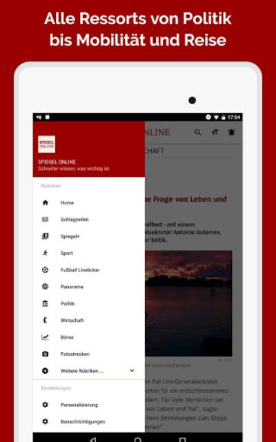 SPIEGEL ONLINE - News screenshot 24