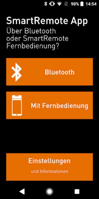 STEINEL SmartRemote screenshot 1
