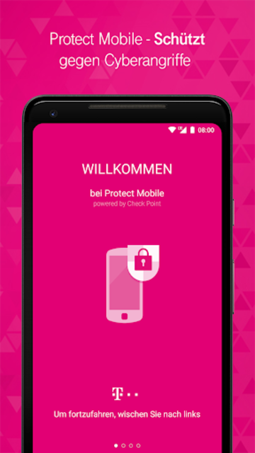 Telekom Protect Mobile – Sicher mobil surfen screenshot 1