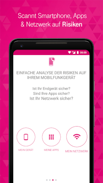 Telekom Protect Mobile – Sicher mobil surfen screenshot 2