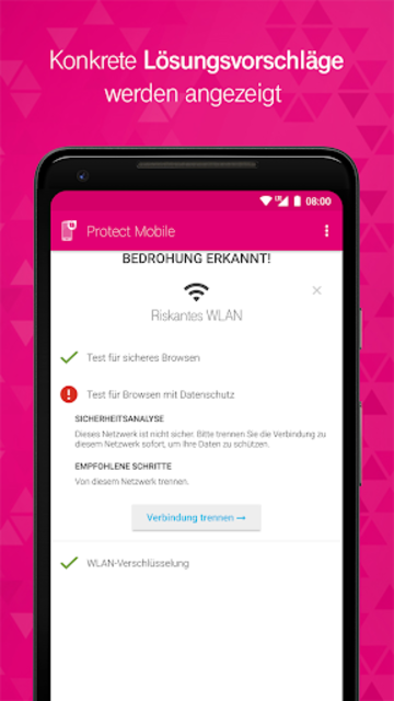 Telekom Protect Mobile – Sicher mobil surfen screenshot 6