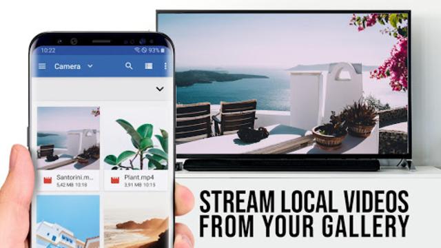 Video & TV Cast + Google Cast: Android TV Streamer screenshot 3