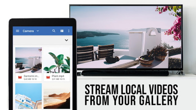 Video & TV Cast + Google Cast: Android TV Streamer screenshot 9
