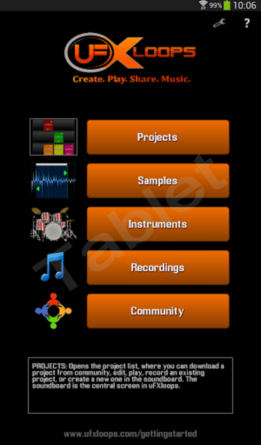 uFXloops Music Studio screenshot 8