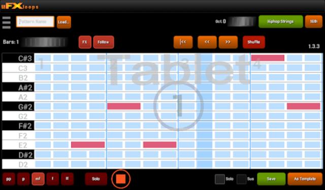 uFXloops Music Studio screenshot 20