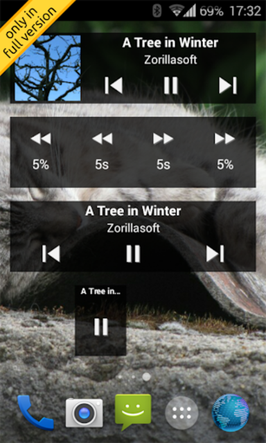 Music Folder Player Full screenshot 7