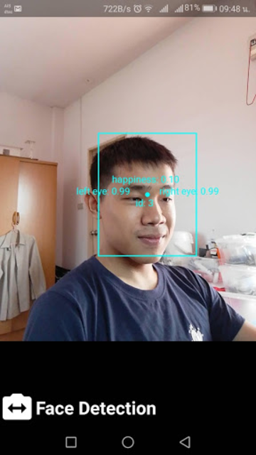 ML Kit Demo Machine learning for mobile developers screenshot 2