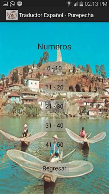 Traductor Español-Purepecha screenshot 5
