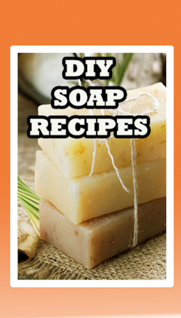 DIY Soap Recipes and homemade Soap screenshot 1