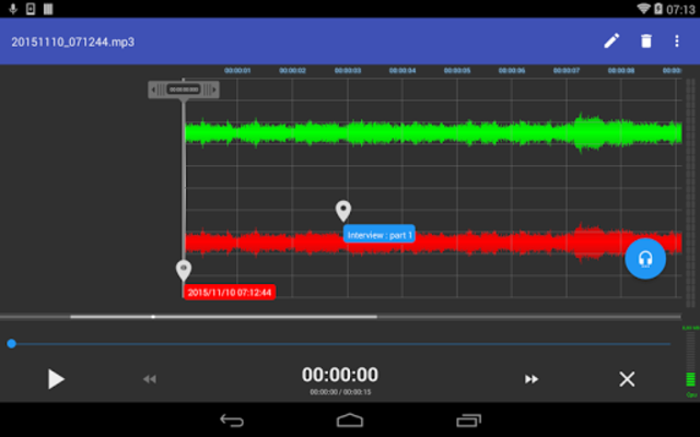 RecForge II Pro - Audio Recorder screenshot 11