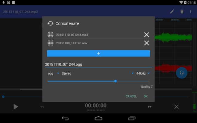RecForge II Pro - Audio Recorder screenshot 15