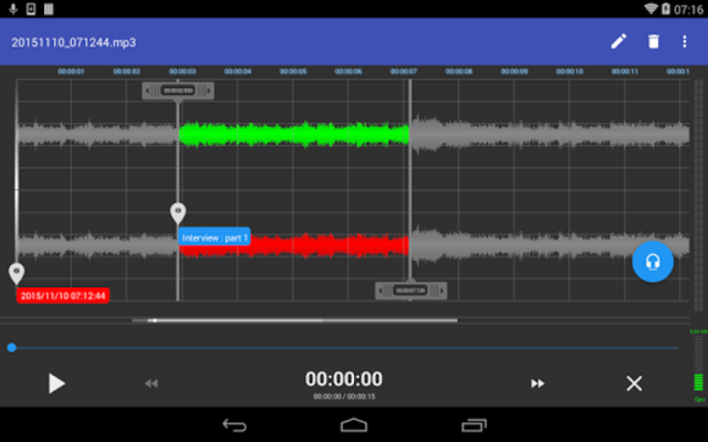 RecForge II Pro - Audio Recorder screenshot 16